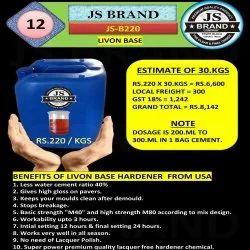 30 Kg JS-B220 Livon Base Hardener