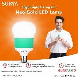 Surya Neo Gold Led Bulbs