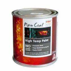 New Coat High Temp Paint