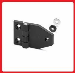 Hinges For Mounting On Glass Or Panels