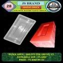 10 x 5 x 3 inch Brick  Synthetic Silicone Plastic Mould