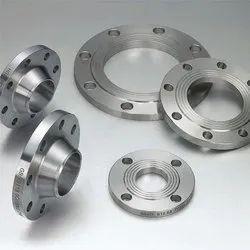 Titanium Gr 2 / Gr 5 Flanges