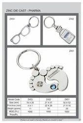 Designer Keychain