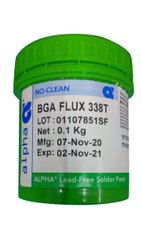 Alpha BGA Flux 338T Soldering Paste