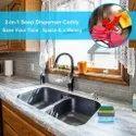 Soap Pump Dispenser And Sponge Holder,+ Sponge Holder 2-In-1,Good Grips Soap Dispensing Sponge