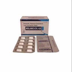 Amoxycillin 500 Mg Clavulanic Acid 125 Mg + LB