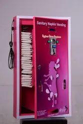 Automatic Sanitary Pad Dispenser Machine