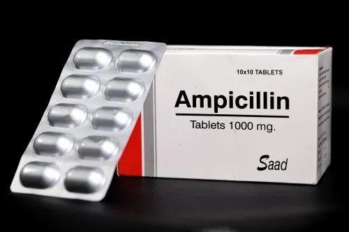 Ampicillin Tablets 1000 mg