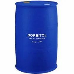 Sorbitol Solution, 70% purity, 200 Litre Drum, for pharmaceutical industry
