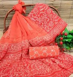 Hand Block Printed Cotton Suits