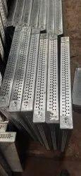 Aluminium Perforated Tray For Kaju Processing