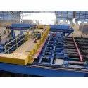 Billet Pusher for Continuous Casting Machine