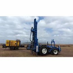 Multi Purpose Water Drilling Rig