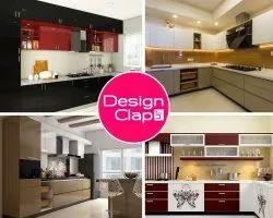 Prelaminated Modular Kitchen Interior Designing Service