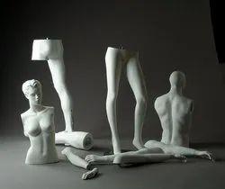 Mannequins Body Parts