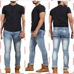 Mens Jeans Pant Branded