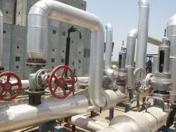 Aluminum Thermal Pipeline Insulation Work Service, in Pan India