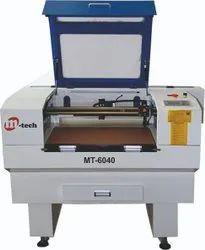 Rubber Cutting And Engraving Laser Machine