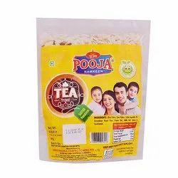 POOJA Tea Time Salted Namkeen, Packaging Size: 400gms