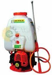 Knapsack Power Sprayer - 4 Stroke