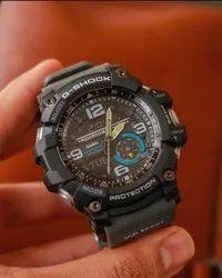 Round Casio G-Shock Watches Mudmaster Watch, For Personal Use