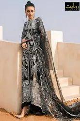 Pakistani Lawn Dress Material
