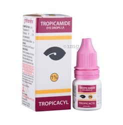 Tropicacyl Eye Drops