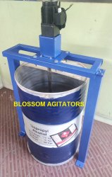 Electrical Operated Open Drum Stirrer
