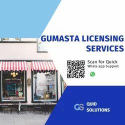 Gumasta Licensing Services in India