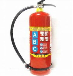 A Class ABC Dry Powder Fire Extinguisher, Capacity: 4Kg