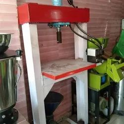 Paper Plate Making Machine Double Die Pannel