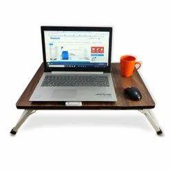 Kawachi Angle Adjustable And Foldable Laptop Writing Study Table