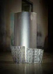 Silver Poly Laminated Aluminium Foil, Packaging Type: Roll, Thickness: O2-O4