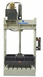 PP Bags Baling Press Machine