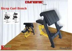 Biceps Curl Bench