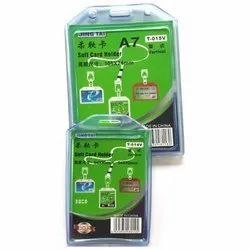 Id Holder Soft Rubber