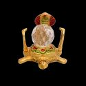Ssgj Crystal Naag Mani Yantra For Home And Office