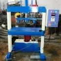 Hydraulic Paper Plate and Sleeper Sole Cutting Machine