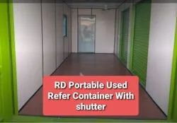 Used Reefer Container With Shutter