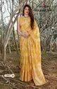 Manjubaa Muskaan Cotton Silk Party Wear Fancy Saree Catalog