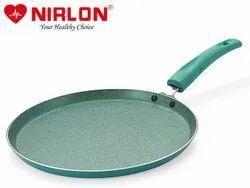 Nirlon Non-stick Galaxy Flat Tawa Induction Base