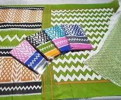 MAL MAL COTTON  SAREE