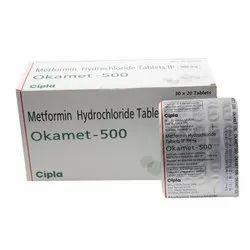 Okamet Tablet (Metformin)