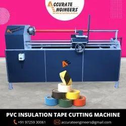 PVC Insulation Wire Tape Cutting Machine