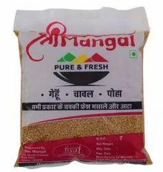 Shree Mangal Yellow Fenugreek Seeds Methi Dana, Packaging Type: Packet