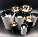 Electric Cylinder Led Cob Light, For Outdoor