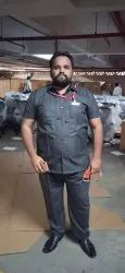 Corporate Male Factories & Industries Security Services