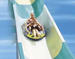 FRP Wave Slide