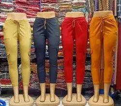 Cargos Alll Cotton Pants