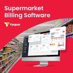 Online/Cloud-based Supermarket Billing Software, For Windows